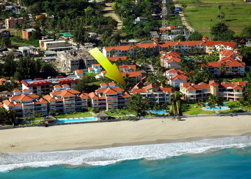 Ocean Dream Amazing & unique beachfr 4bd apt 2+2 - Image 1 - Cabarete - rentals