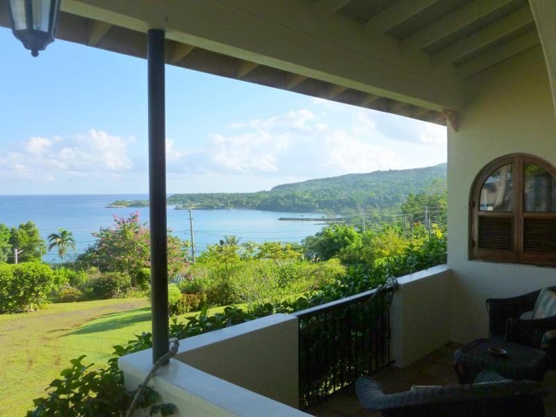 Ay Caramba what an amazing view - Ay Caramba villa beach access & wireless internet - Boscobel - rentals