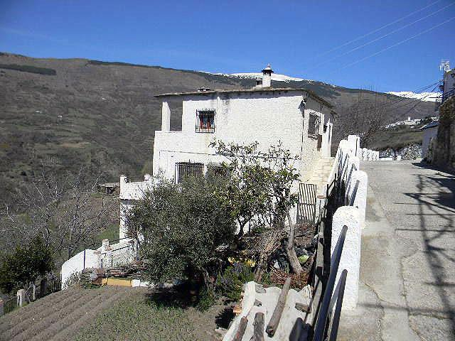 Almanzar de Bubion, The House - Self-Catering Flat in La Alpujarra for up to Four. - Bubion - rentals