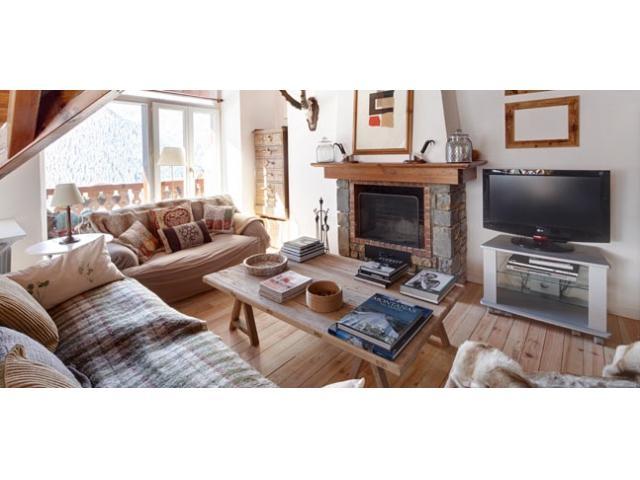 Pleta de Nheu 5 | Luxury & spaciousness in front of the slopes - Image 1 - Cuestas de Ruda - rentals