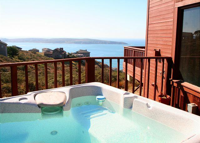 """Beach Nest"" The Perfect Romantic Get-away!Hot Tub,Endless Views,Open Spaces - Image 1 - Dillon Beach - rentals"
