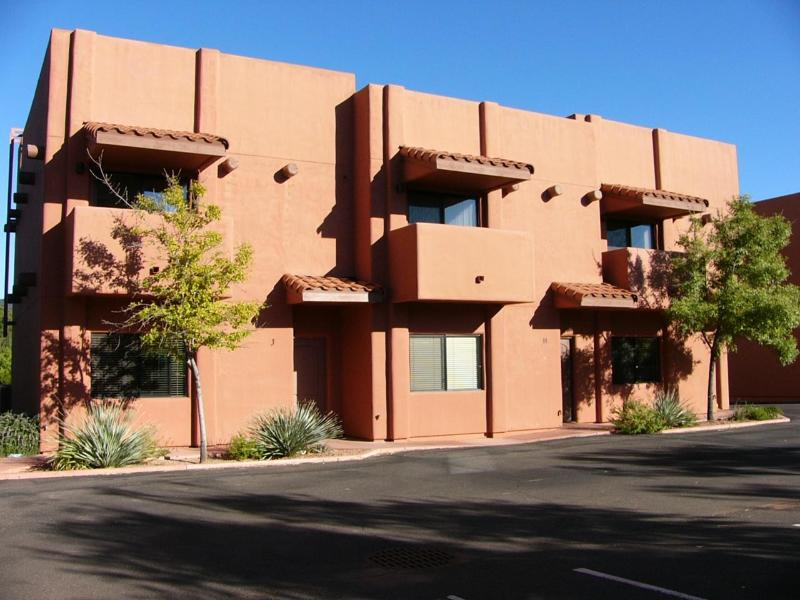 Unit G is Townhouse on the right - Bell Rock Vista Townhome - Unit G - Sedona - rentals