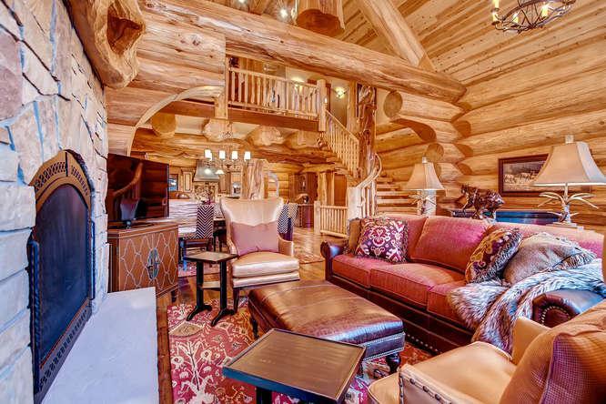 Moose Ridge Cabin - amazing log cabin on 5 acres - Image 1 - Breckenridge - rentals