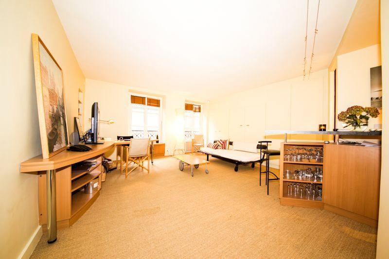 Studio for 2 to 3 Near la Place des Vosges - Image 1 - Paris - rentals