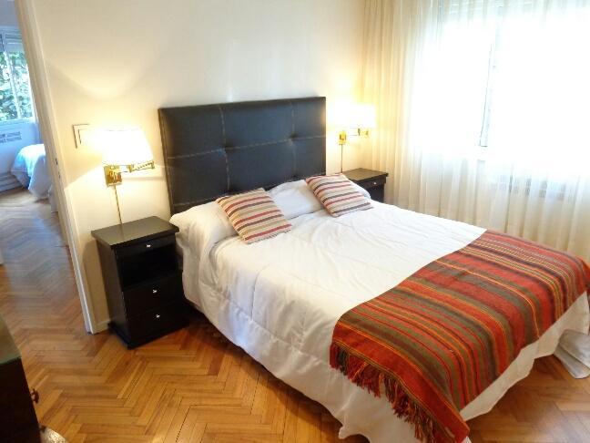 Main Bedroom - Art & Comfort in the heart of Recoleta - Buenos Aires - rentals