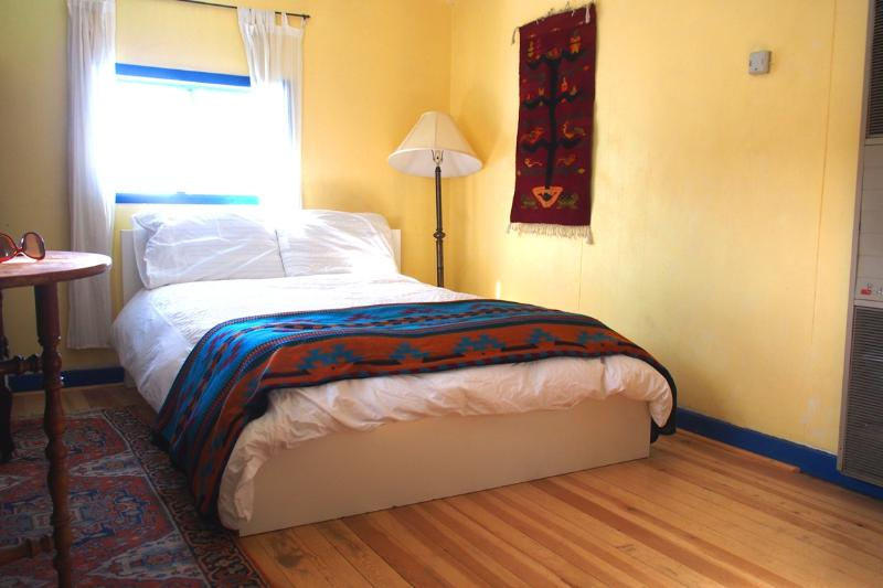 D.H. Lawrence's Historic Cabin on Taos Goji Eco Lodge: Close to Taos - Image 1 - San Cristobal - rentals