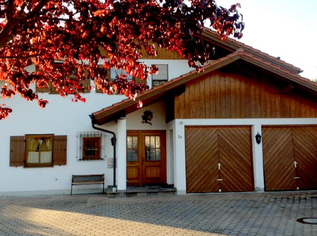 Front of our lovely home - Klimas Bavarian House Rental - Halblech - rentals