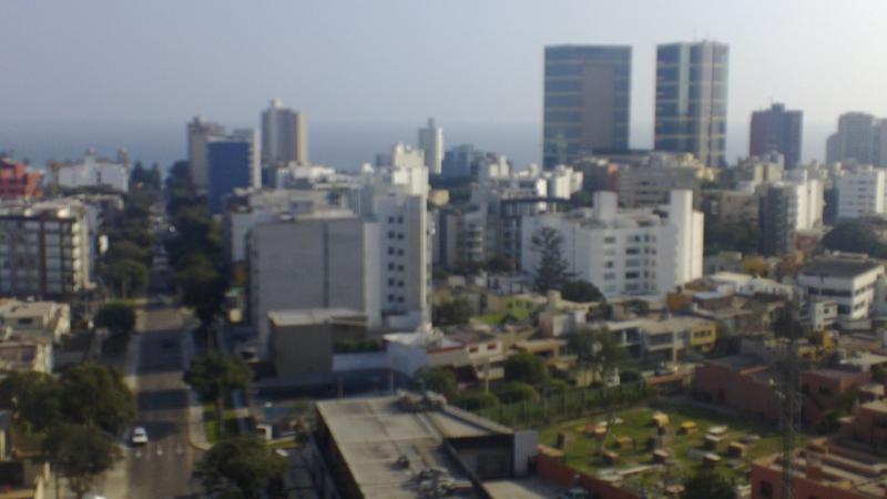 Beautiful high rise Apartment Building - Image 1 - Lima - rentals