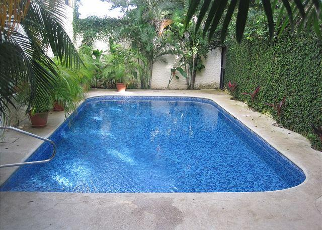 Shared Pool and Courtyard Area - Great 3 Bedroom Penthouse Condo! Shared pool, lots of space LBV9 - Tamarindo - rentals