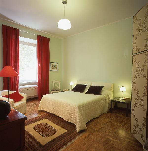 bedroom - Comfortable apartment for two-four guests near Vatican Museums - Rome - rentals