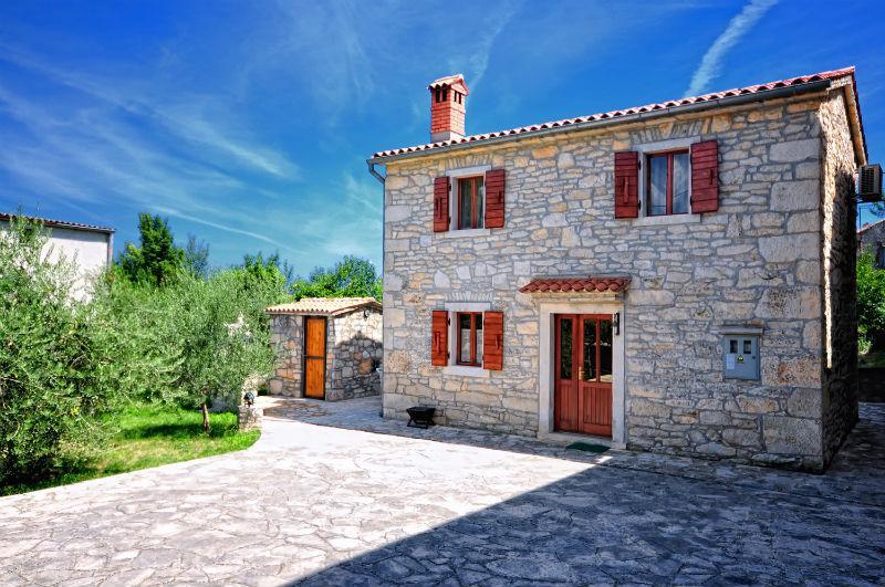 Exterior - Sailors' house - Istrian tradition & hospitality - Rakalj - rentals