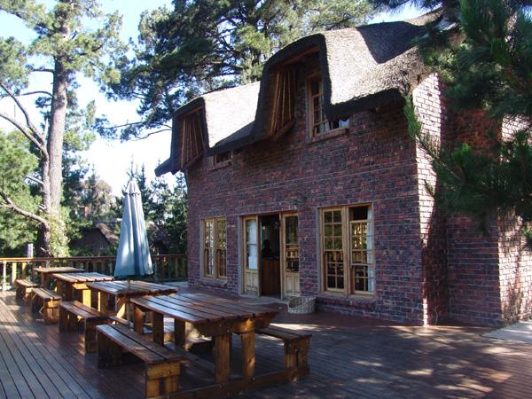 Avolente Lodge Self Catering: Squirrels-nest - Image 1 - Grabouw - rentals