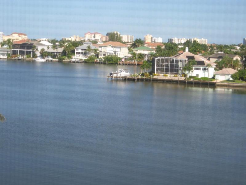View from the Lanai - Exquisite Naples Condo-Steps to the Beach - Naples - rentals