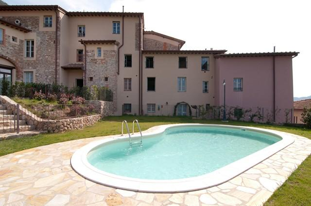 La Ghianda apt 4 sleeps, on the hills of Camaiore - Image 1 - Camaiore - rentals