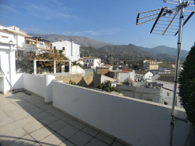 The Terrace - Holiday Rental in Orgiva, La Alpujarra for up to 3 - Orgiva - rentals