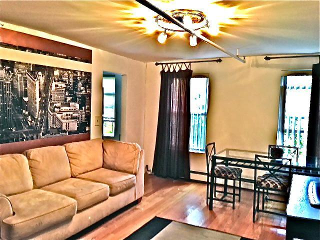 Living Room - Dining Room - Sweet Home Away From Home - Brooklyn - rentals