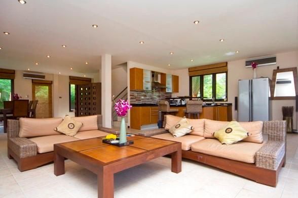 Paradise Pavilion Garden Villa 4 - Image 1 - Koh Samui - rentals