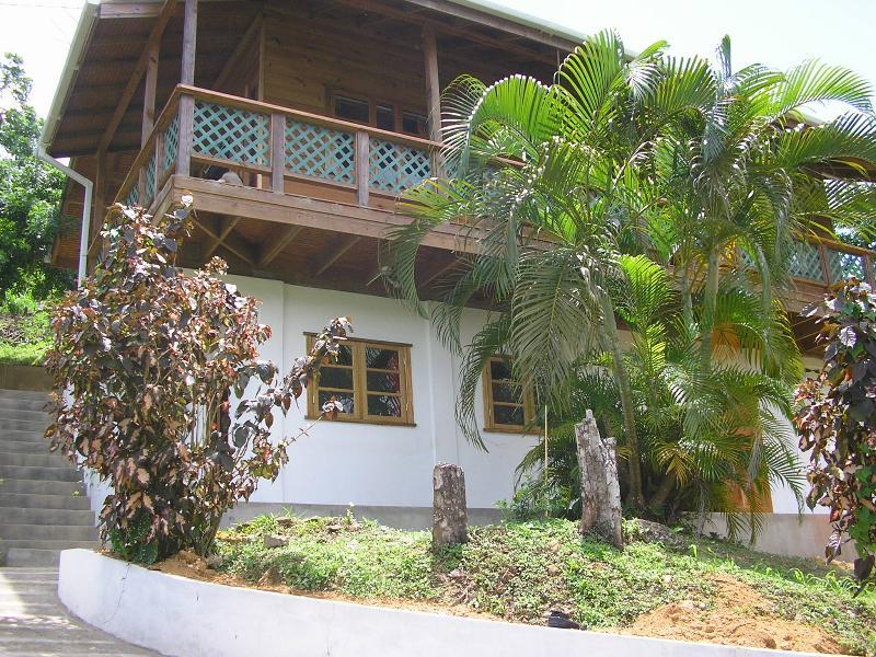 Leapfrog (below Toad Heights) - Leapfrog, Castara, Tobago. - Castara - rentals