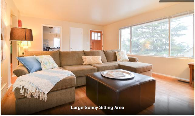 Walkable Seattle 3-Bed Home - Amazing Location - Image 1 - Seattle - rentals