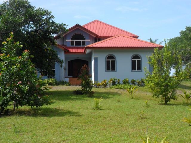 Beach house - Casa Azul - Beach House - Playa Las Lajas - rentals