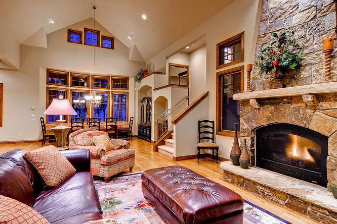 Peak 8 Estate - ski in/out, free on call shuttle - Image 1 - Breckenridge - rentals