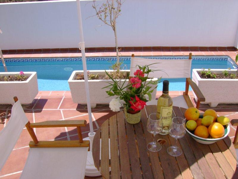 Rural Holiday house in Andalucia with shared pool - Image 1 - Albunuelas - rentals