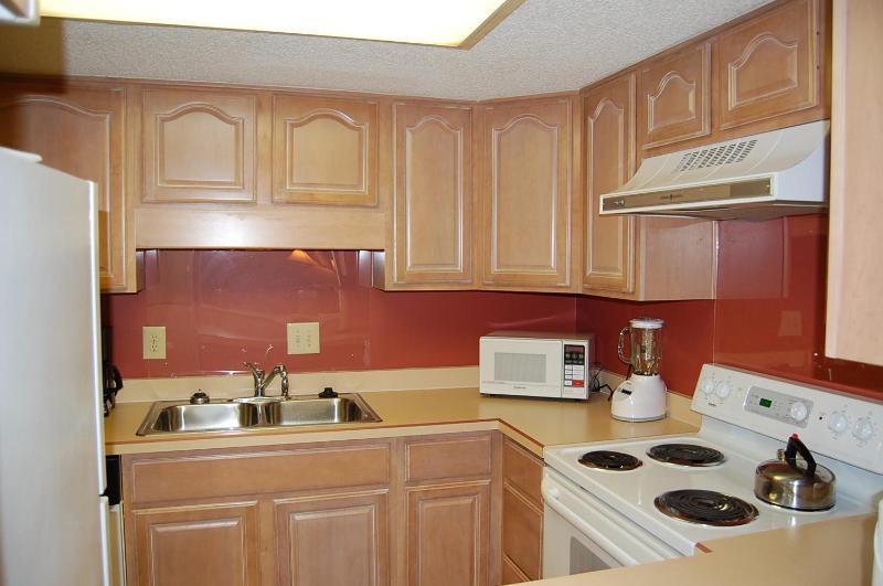 large modern kitchen - Omni Amelia Island Plantatioon - Amelia Island - rentals