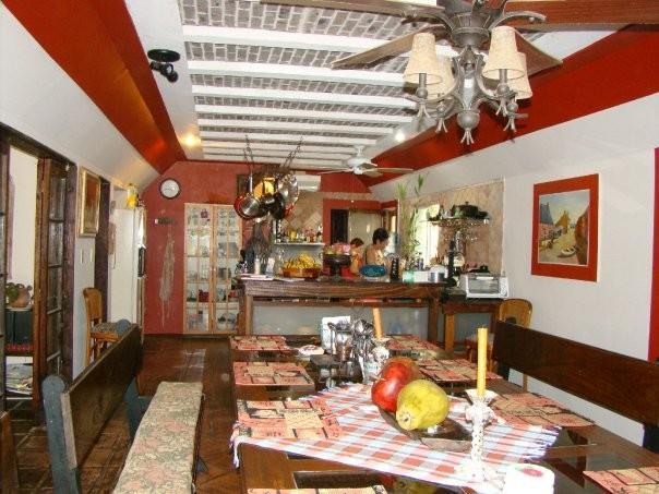 kitchen and dining room - BEACH HOUSE  at San Blas, La Libertad, El Salvador, Central America - Santa Maria Mizata - rentals