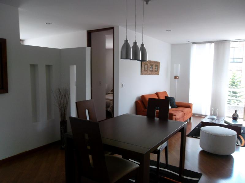 Sala Comedor - Luxurious Appartment - best location of Bogota - Bogota - rentals