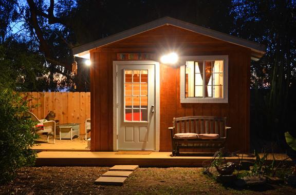 Twilight Glow - Very Cozy :-) - ENCINITAS TINY HOME NEAR BEACH - Encinitas - rentals