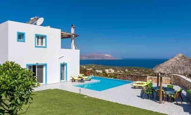 luxury villa for halidays - Ekaterinivipvilla - Drapanos - rentals
