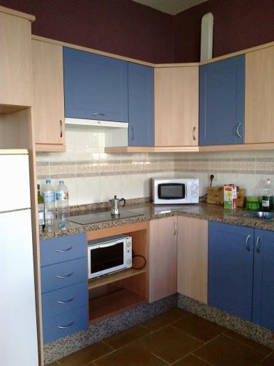 cocina titalmente completa - comfortable villa in isla canaria Gomera - Chejilipes - rentals