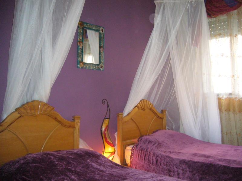 bedroom 2 - juliana Holiday Apartment - Tangier - rentals