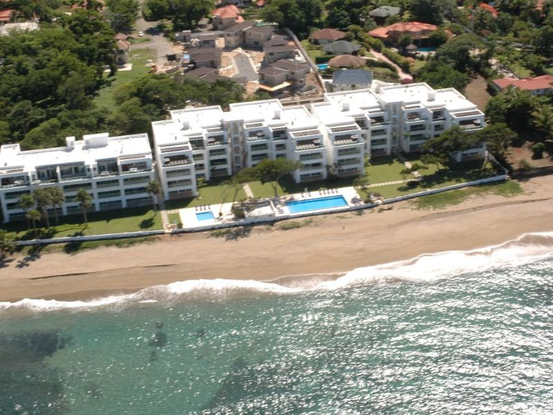 3BDR Ocean Front Condo with private beach! - Image 1 - Sosua - rentals