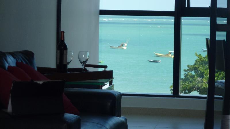 Sala de estar - Casa Claudia - Apto 5 estrelas - Maceio - rentals