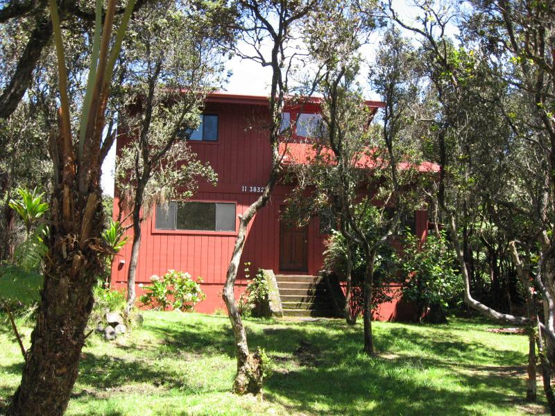 Maluhia Guest House in Volcano, Hawaii - A Big House for Grand Adventures in Volcano - Volcano - rentals