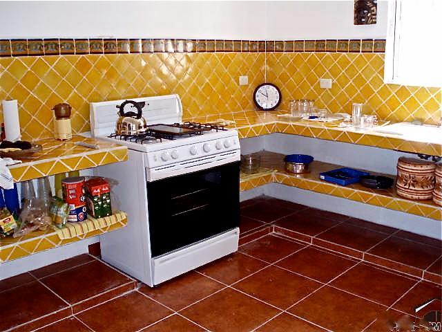 Kitchen - On The Beach with Pool-Progreso Beach  MX - Progreso - rentals