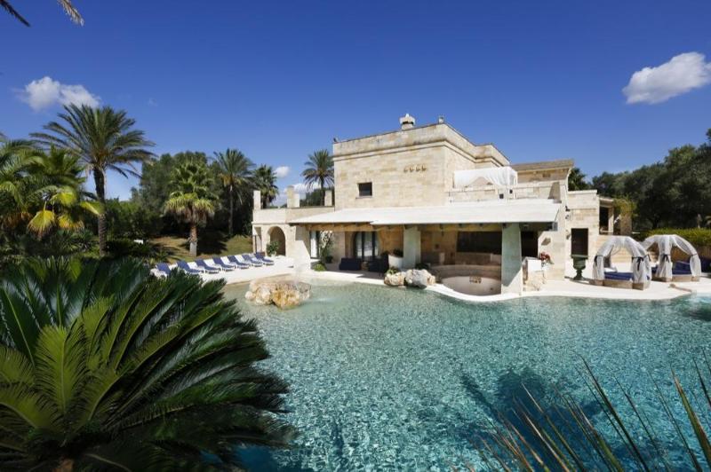 Masseria Quadrelli - Massera Quadrelli villa eslusiva con piscina - Giuggianello - rentals