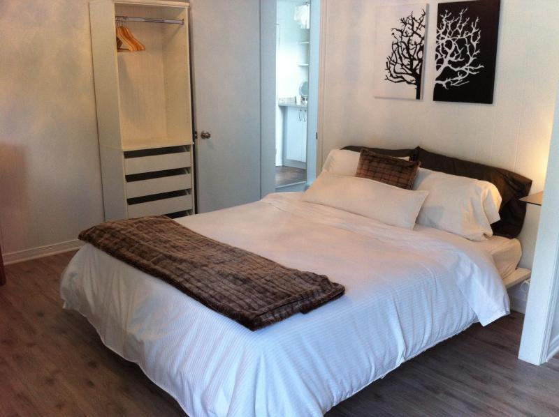 Studio pour/for 2 Mont-Tremblant (St-Jovite) Free WIFi Gratuit - Image 1 - Mont Tremblant - rentals