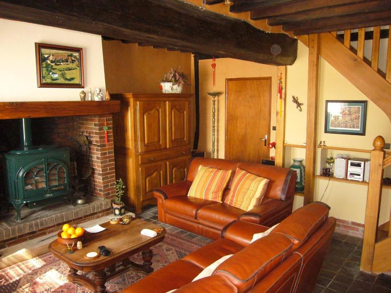 main cottage - Country cottage/gite, with small pool - Charny (Yonne) - rentals