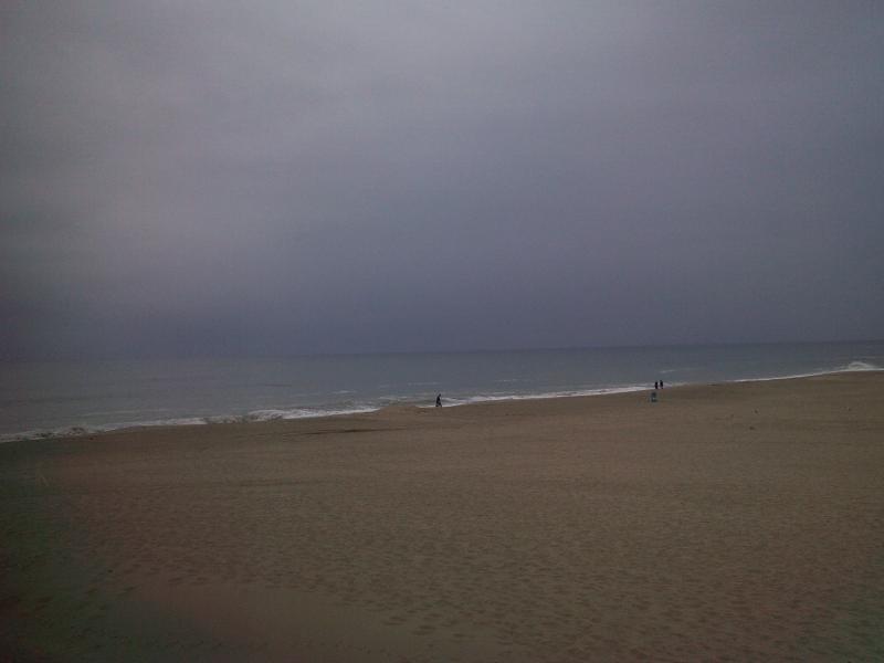 View from Balcony - On the Sand on Mandalay Beach - Oxnard - rentals