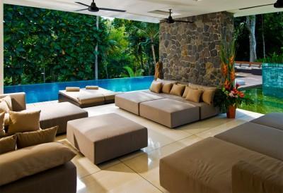Luxury 5 bedroom in Canggu - Villa Niloufar - Image 1 - Tabanan - rentals