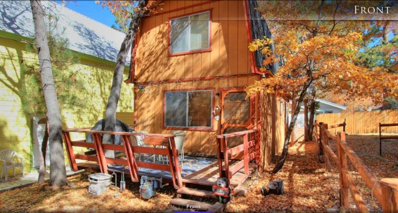Front - Big Bear Getaway Vacation Home - Sugarloaf - rentals