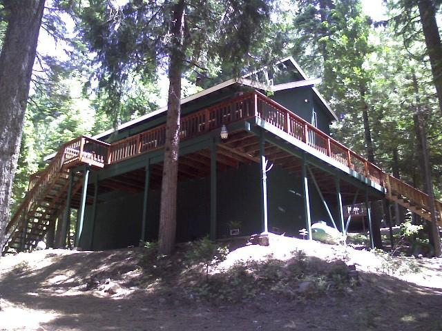 Luxurious 3-Level Chalet in the Sierra Pines - Image 1 - Arnold - rentals