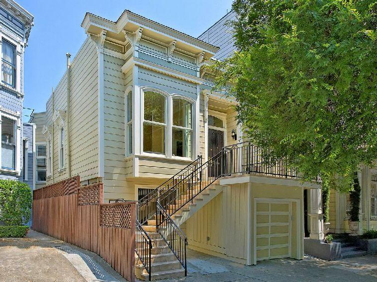 Charming Victorian Home - Image 1 - San Francisco - rentals