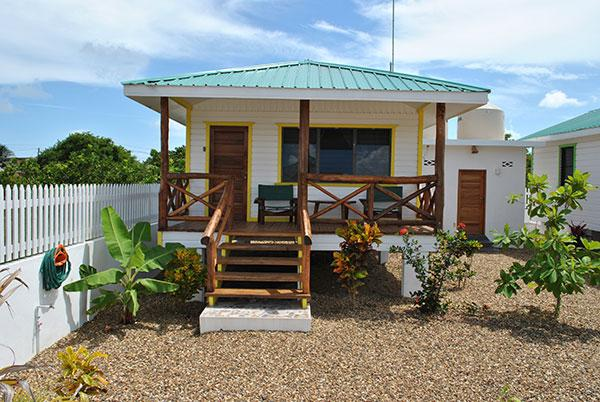 Yellow Tale Snapper Cabana At Latitude Adjustment in Hopkins Belize - Latitude Adjustment - Yellow Tail Snapper Cabana - Hopkins - rentals