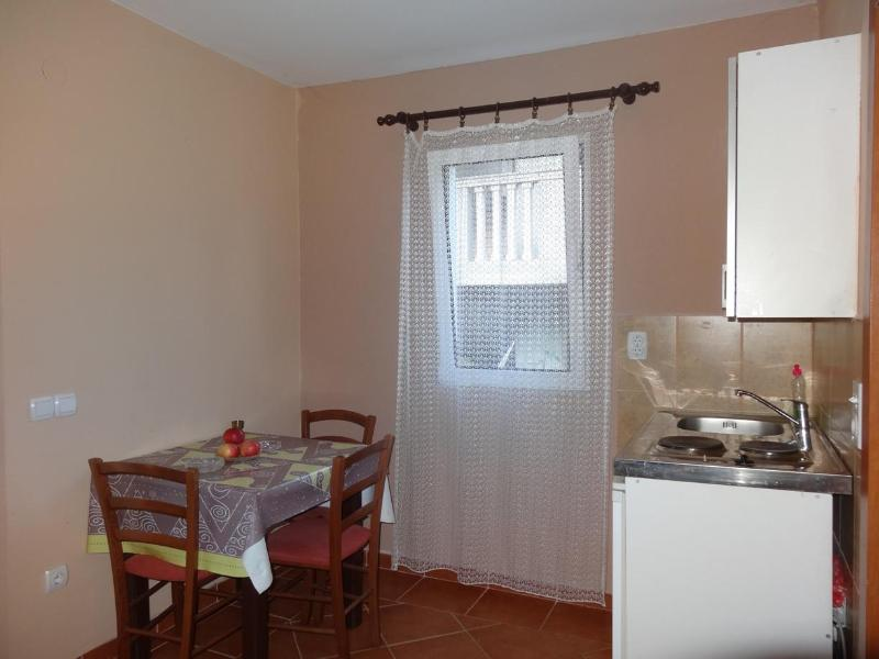 Living Room - One Bedroom Apartment with 3 beds - Tivat - rentals