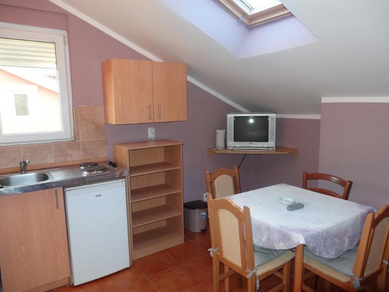 Living Room - 1 Bedroom Apart. with 4 beds - No.2 - Tivat - rentals