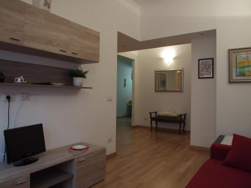 living room with tv - Domus Romana Forever - Rome - rentals