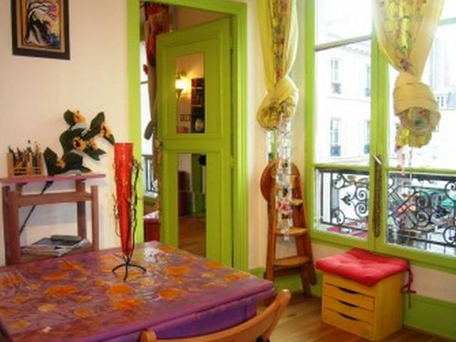 Studio for 2 in the Latin Quarter of Paris - Image 1 - Paris - rentals